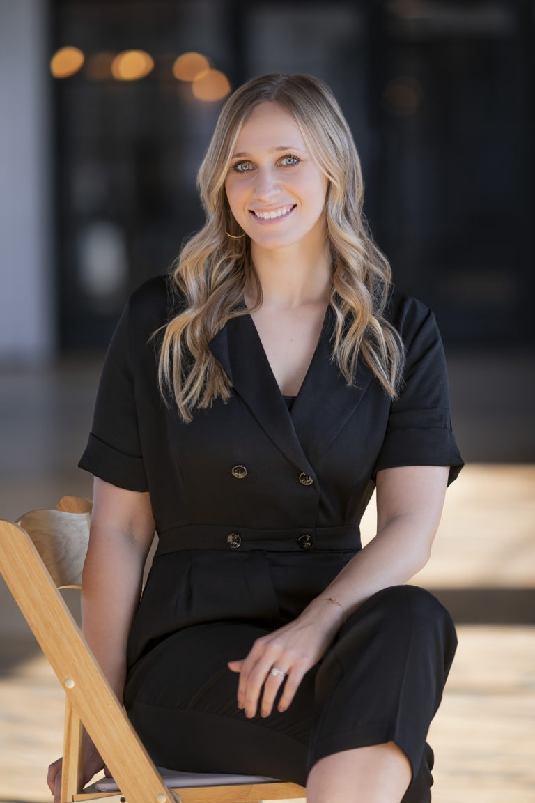 Katie Brown, COO and CCO at Armstrong Dixon.